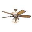 Kichler Golden Iridescence Three Light Ceiling Fan Light Kit (Set of 4)