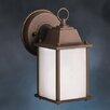 Kichler 1 Light Wall Lantern