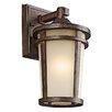 Kichler Atwood 1 Light Wall Lantern