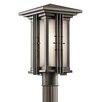 Kichler Portman 1 Light Post Lantern