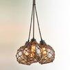 Troy Lighting Outer Banks 3 Light Cluster Pendant