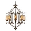 Corbett Lighting St. Moritz 8 Light Chandelier