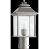 "Quorum Pearson 7"" 1 Light Post Lantern"