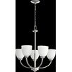 Quorum Reyes 5 Light Chandelier