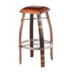 "2 Day Designs, Inc Stave 32"" Bar Stool with Cushion"