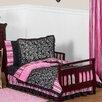 Sweet Jojo Designs Madison 5 Piece Toddler Bedding Set