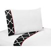 Sweet Jojo Designs Trellis Sheet Set