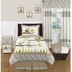 Sweet Jojo Designs Safari Outback Bedding Collection