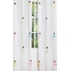 Sweet Jojo Designs Ballerina Curtain Panels (Set of 2)