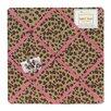 Sweet Jojo Designs Cheetah Pink Memo Board