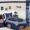 Sweet Jojo Designs Nautical Nights Kid Bedding Collection