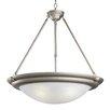 TransGlobe Lighting 3 Light Bowl Pendant
