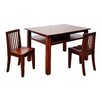 AFG Furniture Athena Newton Kids Table and Chair Set