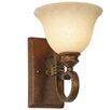 Golden Lighting Rockefeller 1 Light Wall Sconce