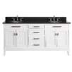 "Avanity Madison 73"" Single Modern Bathroom Vanity Set"