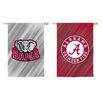 Team Sports America NCAA 2-Sided Vertical Flag