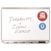 Acco Brands, Inc. Quartet® Prestige® 2 DuraMax® Porcelain Wall Mounted Magnetic Whiteboard