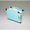 Esselte Pendaflex Corporation Pressboard Hanging Classification Folder with Dividers, Four-Section, Letter