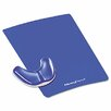 Fellowes Mfg. Co. Fellowes® Gel Gliding Palm Support With  Mouse Pad