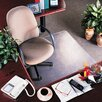 Deflect-O Corporation RollaMat Medium Pile Carpet Beveled Edge Chair Mat
