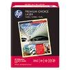 HP Premium Choice Laserjet Paper, 98 Brightness, 32Lb, 500 Shts/Rm