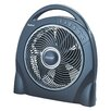 "Holmes® Holmes® 12"" Oscillating Floor Fan"