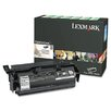 Lexmark International T650H04A Toner, Black
