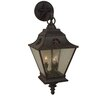 Craftmade Chaparral 3 Light Wall Lantern