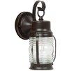 Craftmade Nautical 1 Light Wall Lantern