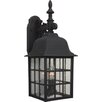 Craftmade Outdoor 3 Light Wall Lantern