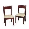 Gift Mark Children's Chair (Set of 2)