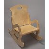 Gift Mark Single Seat Puzzle Kids Rocking Chair