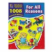 Teacher Created Resources Book for All Reasons Sticker