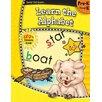 Teacher Created Resources Ready Learn Learn The Alphabet Book Set (Set of 3)