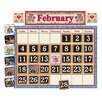 Teacher Created Resources School Time Bulletin Brd Calendar