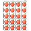 Teacher Created Resources Apples Sticker (Set of 4)