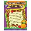 Cursive Writing Activities Book