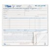 Tops Business Forms Hazardous Material Short Form, Three-Part Carbonless, 50 Forms