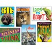 Trend Enterprises Self Discovery Animals Combo Poster Set