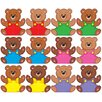 Trend Enterprises Mini Bears Variety Classic Accent (Set of 2)
