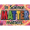 Trend Enterprises In Science Matter Matters Argus Poster (Set of 3)