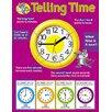 Trend Enterprises Telling Time Chart (Set of 3)