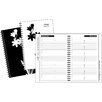 Mead Floral Silhouette Address Book