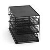 Lipper International 3 Tier 40 Pod Cabinet Drawer