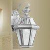 Livex Lighting Georgetown 1 Light Wall Lantern