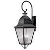 Livex Lighting Amwell 4 Light Wall Lantern