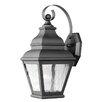 Livex Lighting Exeter 1 Light Wall Lantern