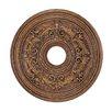 Livex Lighting Ceiling Medallion in Crackled Greek Bronze