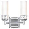 Livex Lighting Westfield 2 Light Vanity Light