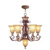 Livex Lighting Villa Verona Chandelier